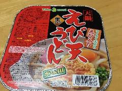 タカモリ 天鍋 えび天うどん 東 カップ222g