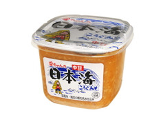 日本海 雪ちゃんの日本海こうじみそ 中甘 カップ1kg