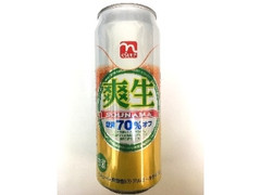 日本流通産業 爽生 糖質70%オフ 500ml