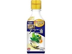 ニップン アマニ油 ボトル150g