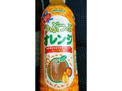 サンガリア つぶつぶオレンジ ペット500ml