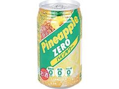 サンガリア 糖類ゼロ パインサワー 缶350ml
