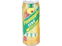 サンガリア 糖類ゼロ パインサワー 缶500ml