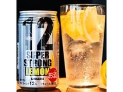 サンガリア スーパーST12レモン 缶350ml