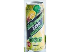 サンガリア 糖類0シークヮーサー 缶500ml