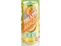 サンガリア 糖類0パイン&マンゴー 缶500ml