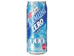 サンガリア 糖類ゼロ ラムネサワー 缶500ml