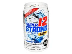 サンガリア スーパーストロング ドライ 缶350ml