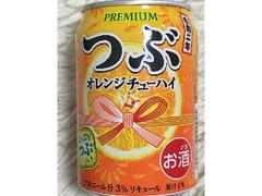 サンガリア つぶオレンジチューハイ 缶265ml