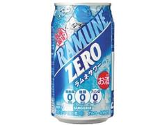 サンガリア 糖類ゼロ ラムネサワー 缶350ml