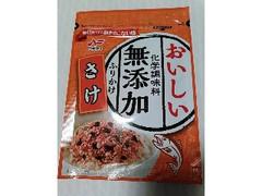 ニチフリ おいしい化学調味料無添加ふりかけ さけ 袋25g