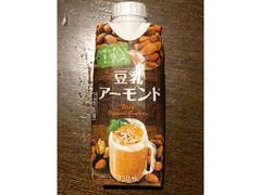 スジャータめいらく 豆乳アーモンド 330ml