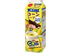 スジャータめいらく 冷たいコーンスープ パック900g
