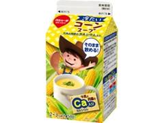 スジャータめいらく 冷たいコーンスープ パック450g