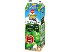 スジャータめいらく 家族の潤い 沖縄塩シークヮーサー パック1000ml