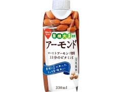 スジャータめいらく 有機大豆使用 アーモンド 豆乳飲料 パック330ml