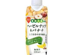 スジャータめいらく 有機大豆使用 ヘーゼルナッツ&バナナ