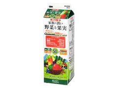スジャータ 家族の潤い 野菜と果実 パック1L