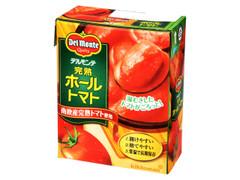 デルモンテ 完熟ホールトマト