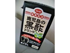 コープ 鹿児島の黒酢ドリンク 梅 パック125ml
