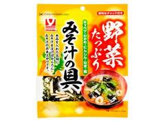 ヤマナカ 野菜たっぷりみそ汁の具 袋45g