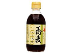 にんべん 蕎麦 GOLDつゆ 瓶300ml