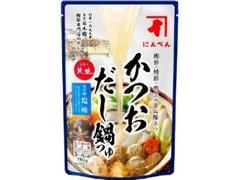 にんべん かつおだし鍋つゆ 寄せ鍋 塩味