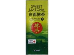 メロディアン SWEET MATCHA 京都抹茶 パック200ml