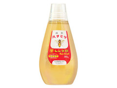 レンゲ印 純粋ハチミツ ボトル380g