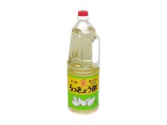 フジジン らっきょう酢 ペット1.8L