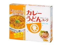 ヒガシマル カレーうどんスープ 箱17g×3