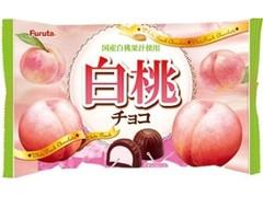 フルタ 白桃チョコ