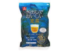 はくばく 水出しでおいしい麦茶 国内産六条麦茶100% きらきら輝く黄金色麦茶 袋20g×18袋