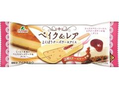 FUTABA ベイク&レア よくばりチーズケーキアイス 袋95ml