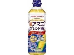 味の素 健康 アマニブレンド油 ペット600g