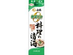 白鶴 料理の清酒 糖質ゼロ パック1.8L