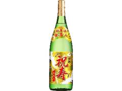 白鶴 上撰 純米酒 祝寿 金箔入