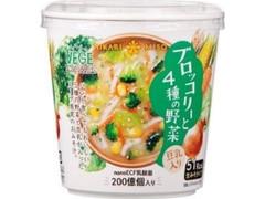 ひかり味噌 ブロッコリーと4種の野菜 カップ1食