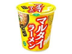 マルタイ ラーメン 細麺仕上げ醤油味 カップ62g