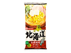マルタイ 北海道札幌味噌ラーメン 2人前 袋216g