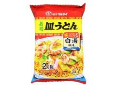 マルタイ 長崎皿うどん 白湯風味 袋140g