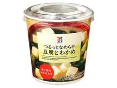 セブンプレミアム 豆腐とわかめ 米と麦のあわせみそ カップ26g