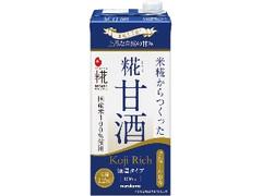 マルコメ プラス糀 糀甘酒 糀リッチ パック1000ml