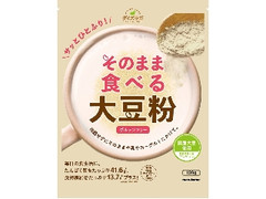 マルコメ ダイズラボ そのまま食べる大豆粉