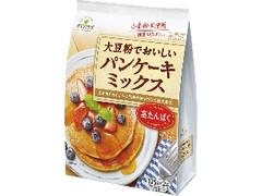 マルコメ ダイズラボ 大豆粉でおいしいパンケーキミックス 袋125g×2