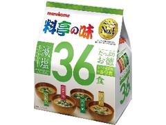 マルコメ 料亭の味 たっぷりお徳 24食 減塩