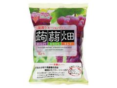 マンナンライフ 蒟蒻畑 ぶどう味 袋25g×12