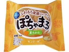 モンテール 小さな洋菓子店 ぽちゃまる 夏みかん 袋1個
