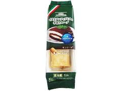 モンテール 小さな洋菓子店 イタリアンティラミスの手巻きクレープ 袋1個
