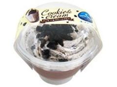モンテール 小さな洋菓子店 クッキー&クリームプリン カップ1個